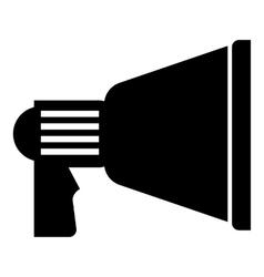 Spotlight icon simple style vector image