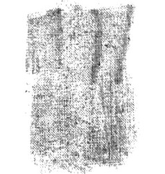 Retro grunge distressed texture template vector