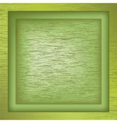 textured border vector image