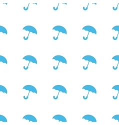 Unique Umbrella seamless pattern vector