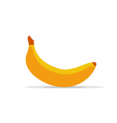 banana icon - fruit image - healthy diet - fresh vector image