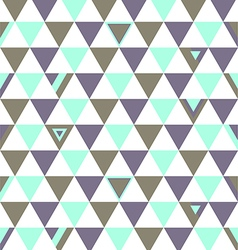 Canada top colors background triangle polygon vector