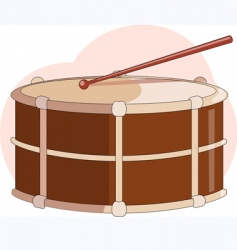 Small drums vector