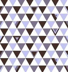 Chile Top Colors Background Triangle Polygon vector image