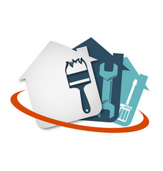 Home repair tool vector
