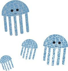 Jelly Fish vector