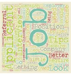 Your job is to find a job dlvy nicheblower com vector