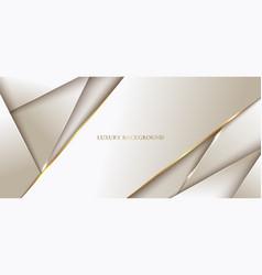 abstract background modern luxury template design vector image