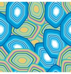 Abstract seamless pattern of spots vector