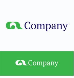Ca company logo vector