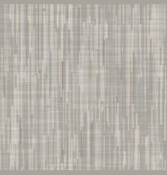 Grey french linen textile fabric seamless pattern vector
