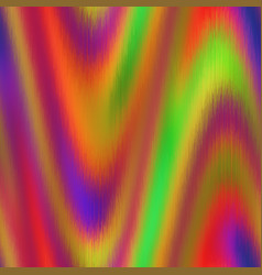 Ombre bright saturated neon pop blurry pattern vector