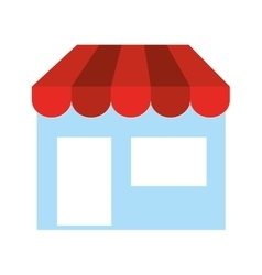 Store front isolated icon design vector