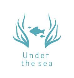 Under sea vector