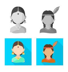 Design imitator and resident logo vector