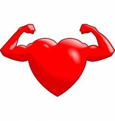 Strong heart vector