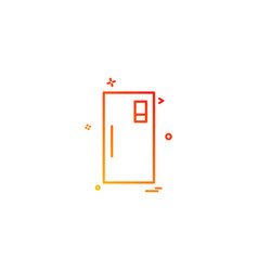 switch icon design vector image