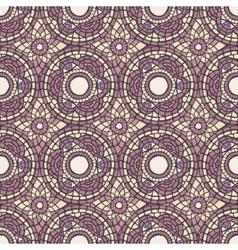 Art nouveau pattern vector
