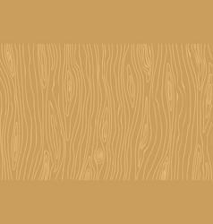 Wooden background light brown wood texture vector
