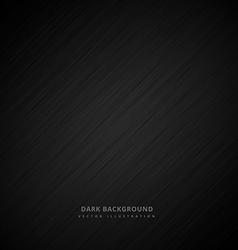 Dark textured background vector