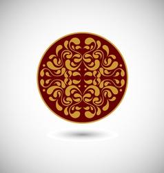 Oriental Medallion vector