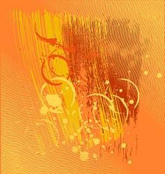 orange crush vector image vector image