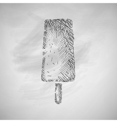 Ice icon vector