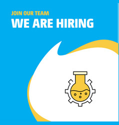 Join our team busienss company flask we are vector