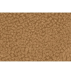 abstract hand-made pattern vector image