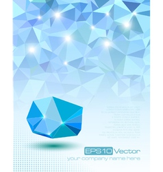 Abstract modern technology composition vector image