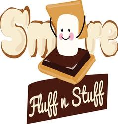 Fluff n Stuff vector