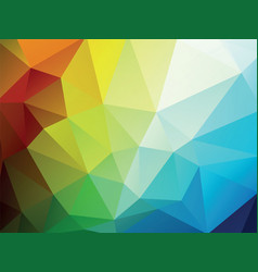 geometric color background texture vector image