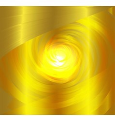 Golden spiral swirl background burst light vector
