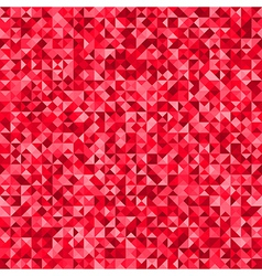 Seamless pattern from triangles vector image vector image