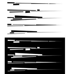 Set abstract hitech digital lines dividers vector