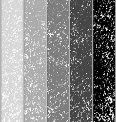White grain background on black board vector