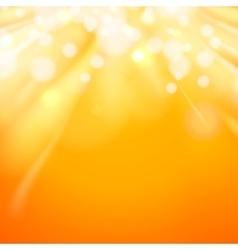 Red orange background vector image vector image