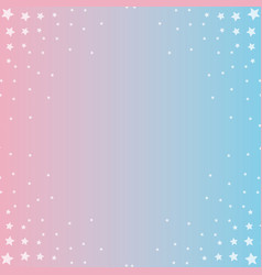degrade from pink to blue background vector image