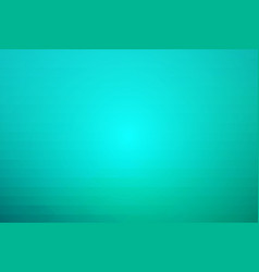 Turquoise shades rows of triangles background vector