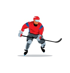 Hockey sign vector