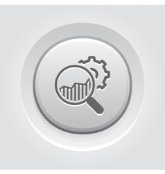 Market Research Icon vector