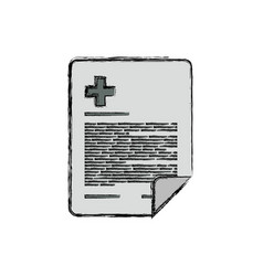 Medical report document vector