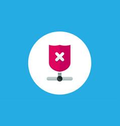 server icon sign symbol vector image