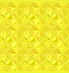 Yellow abstract repeating stripe pattern - mosaic vector