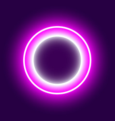 abstract circle vector image