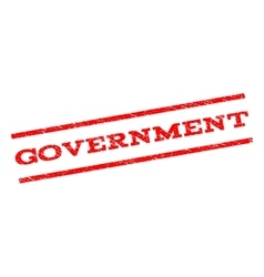 Government Watermark Stamp vector