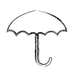 keep dry symbol protect cargo from excessive vector image