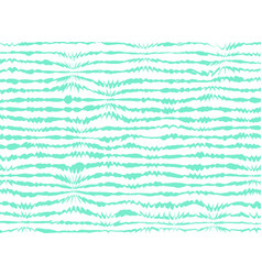 soft lines of blue green line abstraction pattern vector image