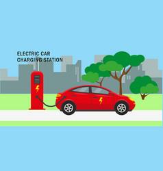 Car sharing design concept vector