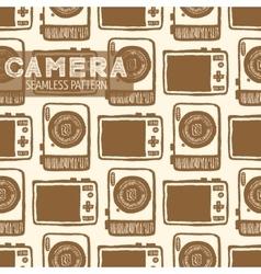 pocket-size digital camera vector image